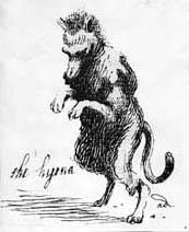 Alexis Deacon | The Hyena