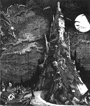 Ian Miller | The Tower of Flints