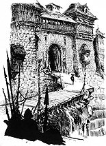 Ian Miller   Castle Gorge