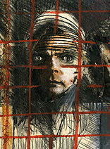 Ian Miller | Wire Face