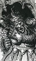 Ian Miller | Skull Troll