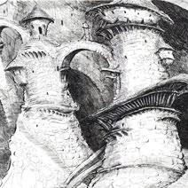 Ian Miller | Shrek: The Castle interior 3