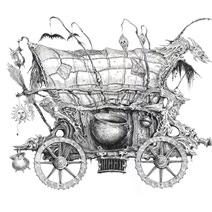 Ian Miller | Shrek: The Witch's Caravan