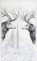 Ian Miller | Crackling Antlers