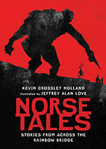Jeffrey Alan Love | Norse Tales, the cover