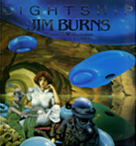 Jim Burns | Lightship