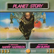 Jim Burns | Planet Story