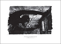Jim Kay | Print No. 2: The monster looking in the window
