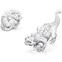 Jim Kay | Dragons