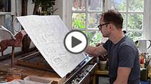 Jim Kay | Jim Kay on illustrating Harry Potter and the Chamber of Secrets