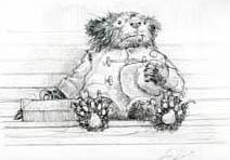 Jim Kay | Paddington Bear
