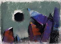 John Harris | The Exile – sketch