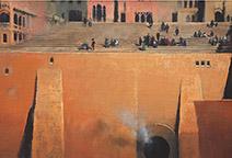John Harris | Fire: On the Terraces