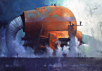 John Harris | Fire: Cleaning the Ducts