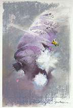 John Harris | Ender's Shadow 2, sketch 2