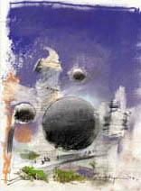 John Harris | Armies of Memory sketch 3