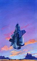 John Harris | Isaac Asimov 7: Space Shuttles