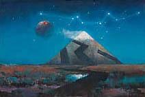 John Harris | The Pyramid of New Draco
