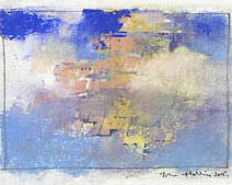John Harris | Floating City, sketch 1
