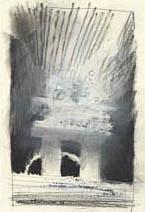 John Harris | A Million Open Doors, sketch 2
