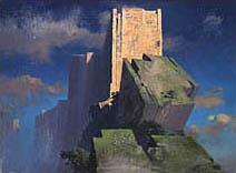 John Harris | The Ruined Wall