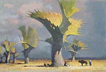 John Harris | Herdsmen Among the Arantogas