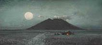 John Harris | The Setting Moon: the eastern Approach to Nandagni
