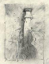 John Harris | A Tower on the Rim Road