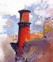 John Harris | The Valve-Keeper's Tower