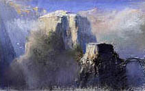 John Harris | The Core, looking South, mid morning
