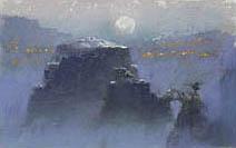 John Harris | The Core in Moonlight