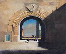 John Harris | The Gate of the Moon