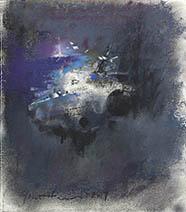 John Harris | The Ghost Line sketch