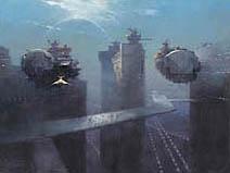 John Harris | The Dockyards of Regulus Prime