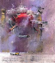 John Harris | Rose and Steam