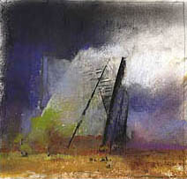 John Harris | The Approach to the Abandoned Lands