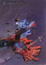 John Harris | Star Wars: The New Jedi Order, Dark Tide 1 'Onslaught', sketch 3