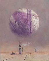 John Harris | The Amethystine Moon