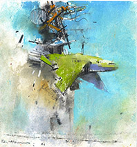John Harris | The Collapse of Dock 19, a study