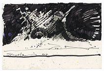John Harris | Earth Abides, sketch
