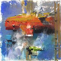 John Harris | Rust and Steam, a study