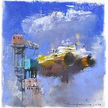 John Harris | Dockland Ferry