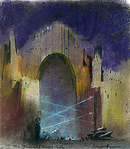 John Harris | The Tannhauser Gate