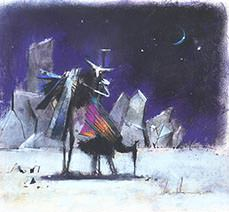 John Harris | The Duopods, sketch