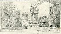 John Harris | The Grand Concourse, study