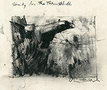John Harris   The Threshold, study 1