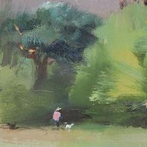 John Harris   The Pines of Prickly Pear Wood