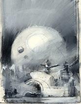John Harris | Colony sketch