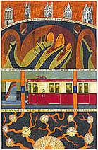 Neil Packer | Foucault's Pendulum: Milan, too, has a metro