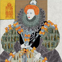 Neil Packer | Queen Elizabeth I